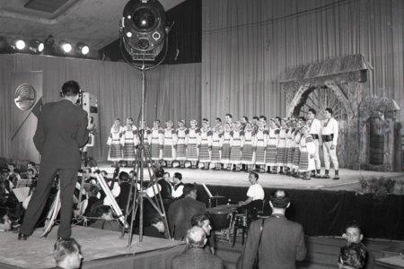 Na Slovensku začala 3. novembra 1956 vysielať televízia